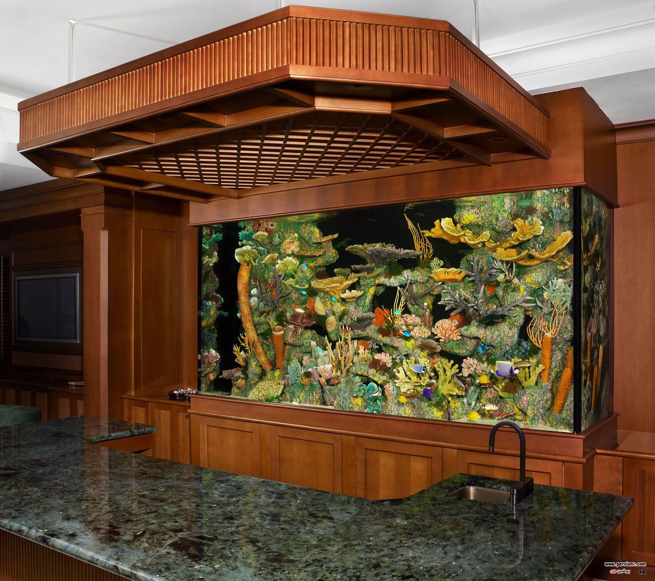 Как сделать аквариум в полу своими руками