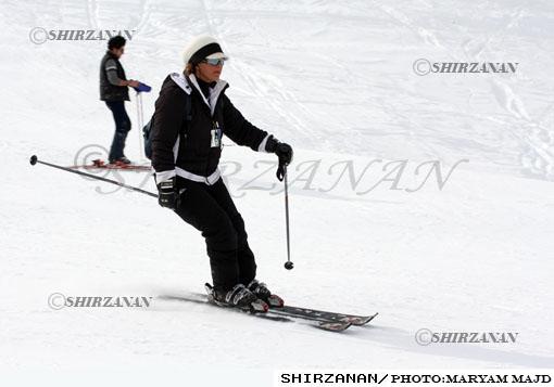 زنان اسکی باز xoy.ir وبلاگ خبری خوی