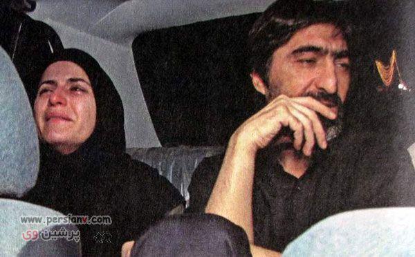 عکس های مشهورترین زن ایرانی در انتظار اعدام