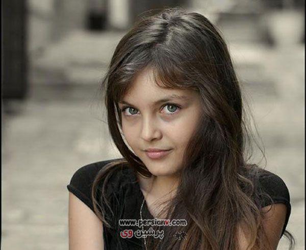 تصویر زیبا ترین دختر جهان از نگاه کتاب گینس