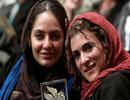بازیگران سینما در مراسم اختتامیه جشنواره فیلم فجر