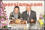 عکس : تولد 80 سالگی شهلا ریاحی