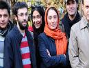 تصاویر یادگاری بازیگران سینما با حضور هدیه تهرانی ، مهران مدیری
