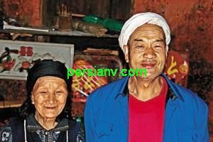 عکس : عشق عجیب یک مرد و زن