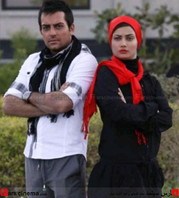 عکس های زوج هنری فیلم های کمدی سینمای ایران