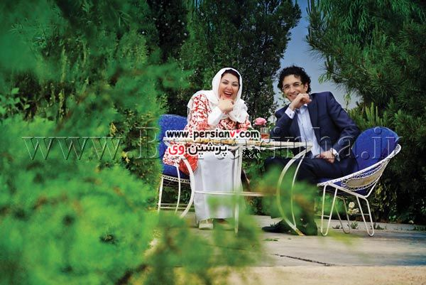 لاله اسکندری و همسرش دو روز بعد از ازدواج ! + تصاویر دیدنی