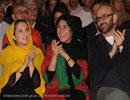 عکس های دیدنی ازپانزدهمین جشن بزرگ سینمای ایران