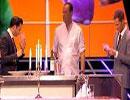 دو آدمخوار در برنامه زنده تلویزیونی گوشت یکدیگر را خوردند