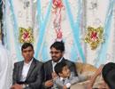 ازدواجی نوروزی با دو داماد در قشم !
