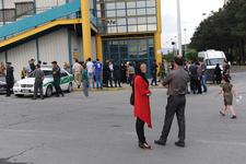 تصاویر جدید برخورد با بدحجابي در نمایشگاه بینالمللی تهران