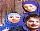 عکسهای متفاوت ازهنرمندان ایرانی به همراه پدر و مادرشان
