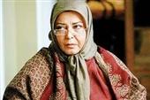 تشییع پیکر مرحوم نادیا دلدار گلچین با حضور بازیگران