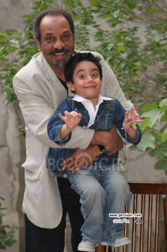 بازیگران مشهور ایرانی و فرزند پسرشان ! + تصاویر