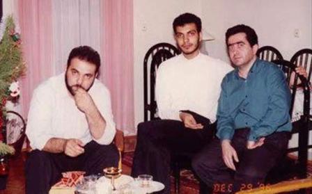 عکسی دیدنی از فردوسی پور زمانی که هنوز معروف نبود!