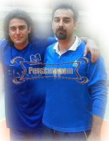 عکس : برادر بزرگ محمدرضا گلزار