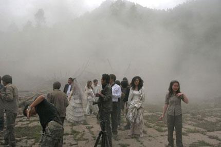 عكسهاي تاثيرگذار يك مراسم عروسي
