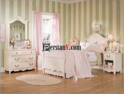 عکس : گالری جدید و دیدنی اتاق خواب بچه