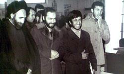 عكس يادگاري با آقای احمدينژاد 26 ساله !