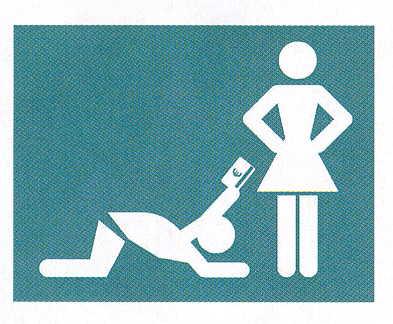 عکس طنز : نماد جهانی ازدواج !