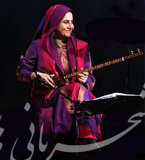 عکس و گفتگوی جالب با دختر محمدرضا شجریان