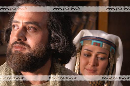 عکس های جدید سریال حضرت یوسف ، پایان سریال !