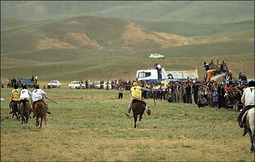 عکس : مسابقات اسب دوانی زنان !