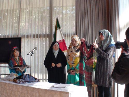 تصاویر دیدنی از معرفی چادر و مقنعه ایرانی
