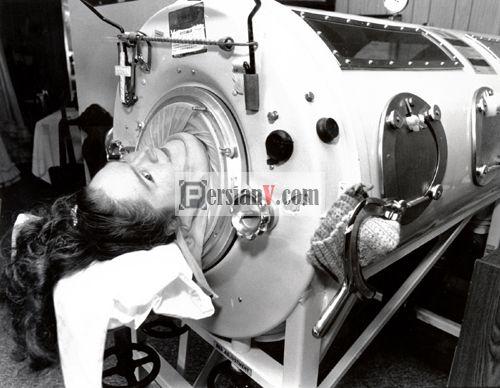 عکسهایی دیدنی از<strong> زنی که 60 سال خوابیده زندگی کرد </strong>!&#8221; /></p><p><img src=