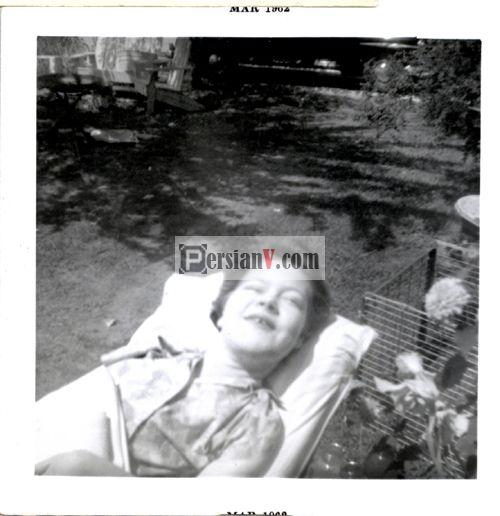 عکسهایی دیدنی از<strong> زنی که 60 سال خوابیده زندگی کرد </strong>!