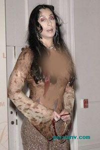 عکس : زشت ترین زن های جهان