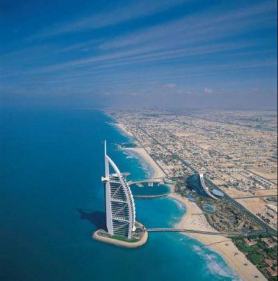 عکسهای دیدنی از هتل برج العرب دبی