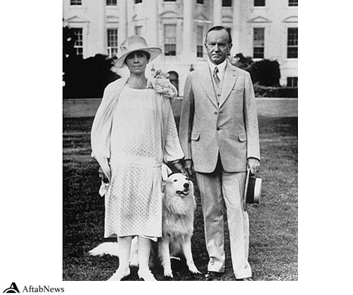 Calvin Coolidge &amp Rob Roy