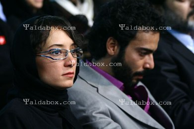 عکس : نیما فلاح و همسرش
