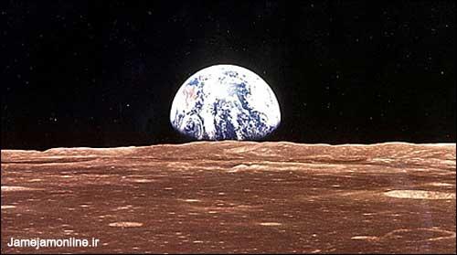 نتیجه تصویری برای کره ماه