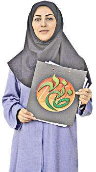 عکس و بیوگرافی ژيلا صادقي (خانه مهر)