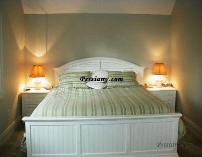 عکس : دکوراسیون اتاق خواب و سرویس خواب