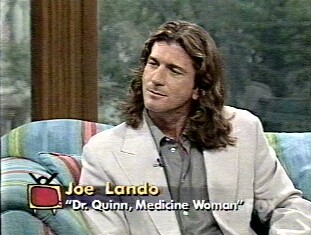 عکس و بیوگرافی جو لاندو (پزشک دهکده )