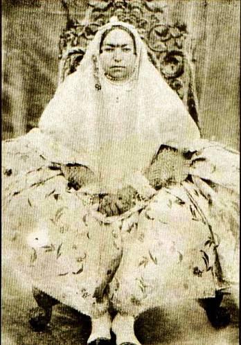 عکس : همسر امیر کبیر