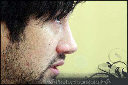 عکس : گفتگو با شاهرخ استخری ستاره سریال دلنوازان