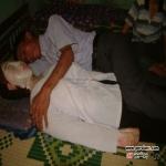 عکسهای جالب از مردی که 5 سال کنار جسد همسرش خوابید ..