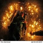 عکس : شام غریبان عزاداران حسینی ( ادامه .. )
