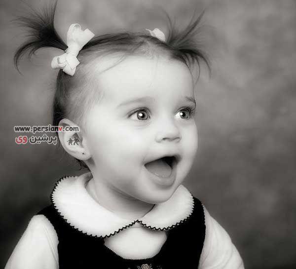 عکس  جذاب و دیدنی : زیباتـــــــرین کودک جهـــــان
