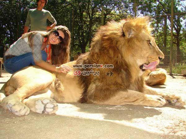 عکس های جنجالی از یک باغ وحش دیدنی در آرژانتين