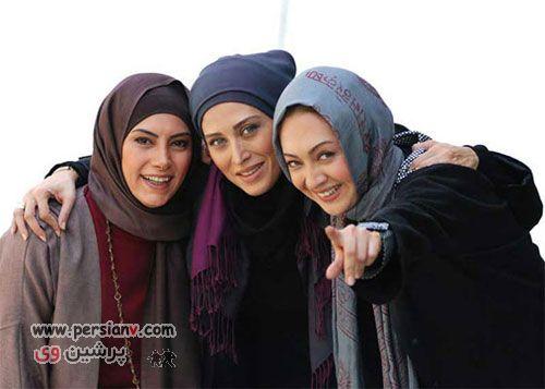 عکس های دیدنی و جذاب از پشت صحنه فیلم های پر فروش ایرانی