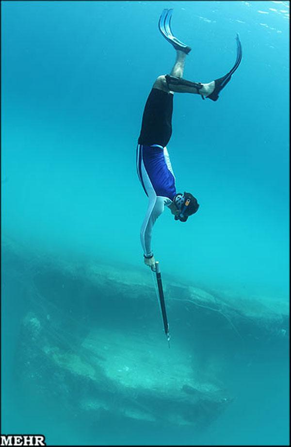 عکس های دیدنی: سرگذشت غم انگيز کشتی غرق شده رافائل از ديروز تا امروز