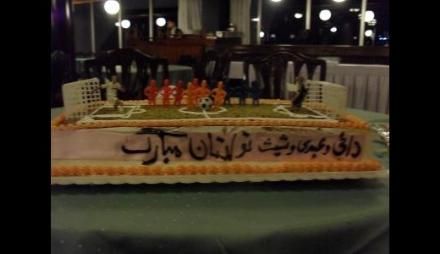 عکسهای دیدنی جشن تولد علی دایی