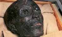 عکس : مومیایی صورت مشهورترين فرعون