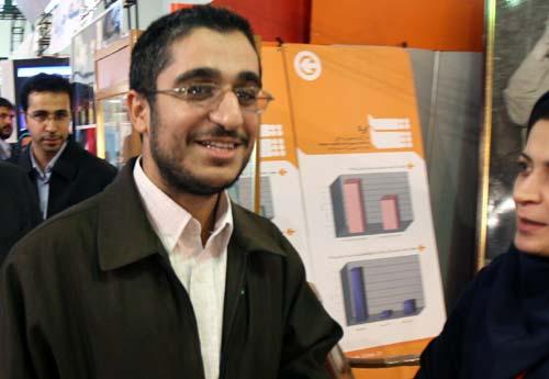 عکس: پسر محمود احمدی نژاد