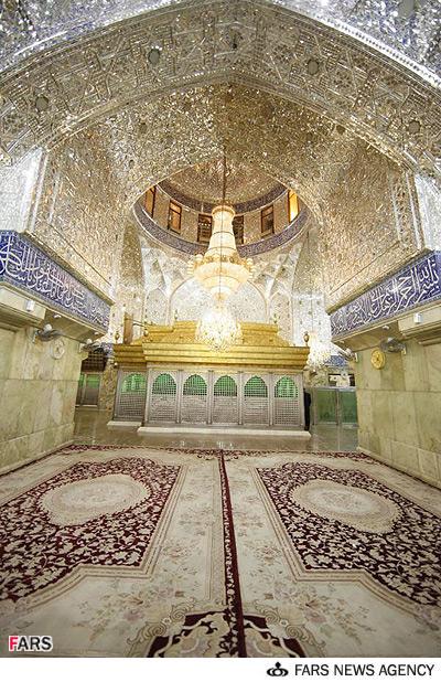 بارگاه مقدس امام حسين عليه السلام در کربلا