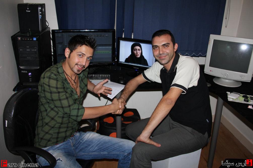عکس های جدید سحرقریشی و محسن افشانی در ...
